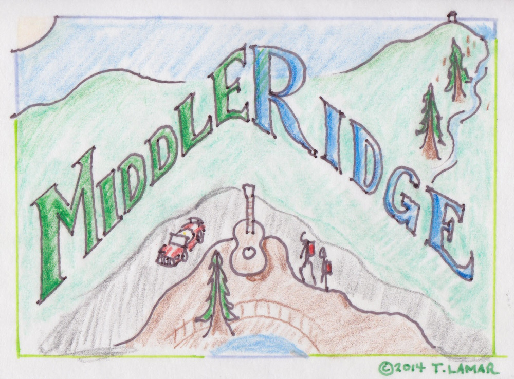 Middle Ridge - Mill Valley