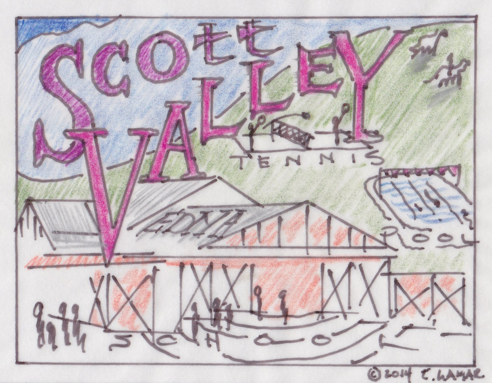 Scott Valley - Mill Valley