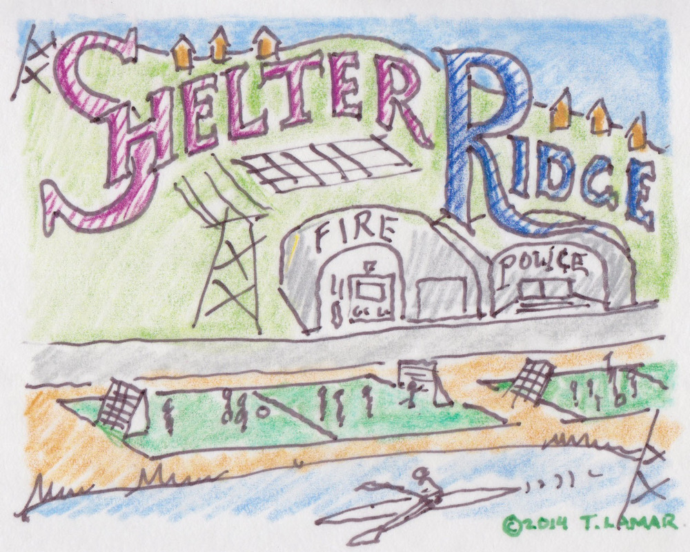 Shelter Ridge- Mill Valley