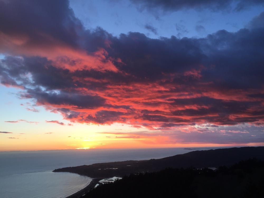 Marin County Sunset