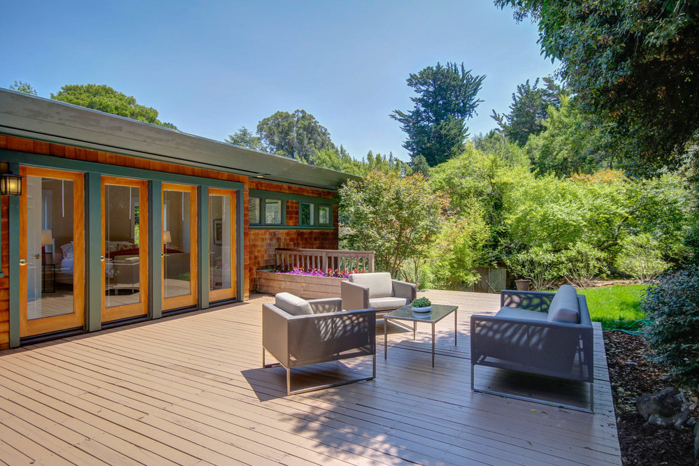115 Stadium Mill Valley Deck