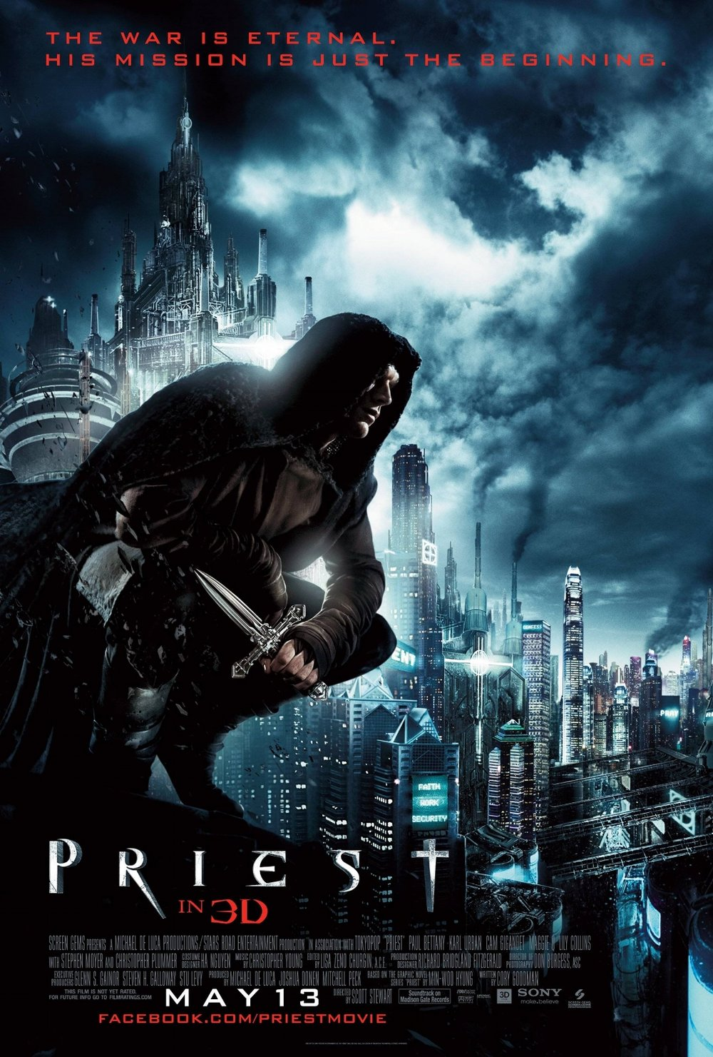 Priest (Sony Pictures)