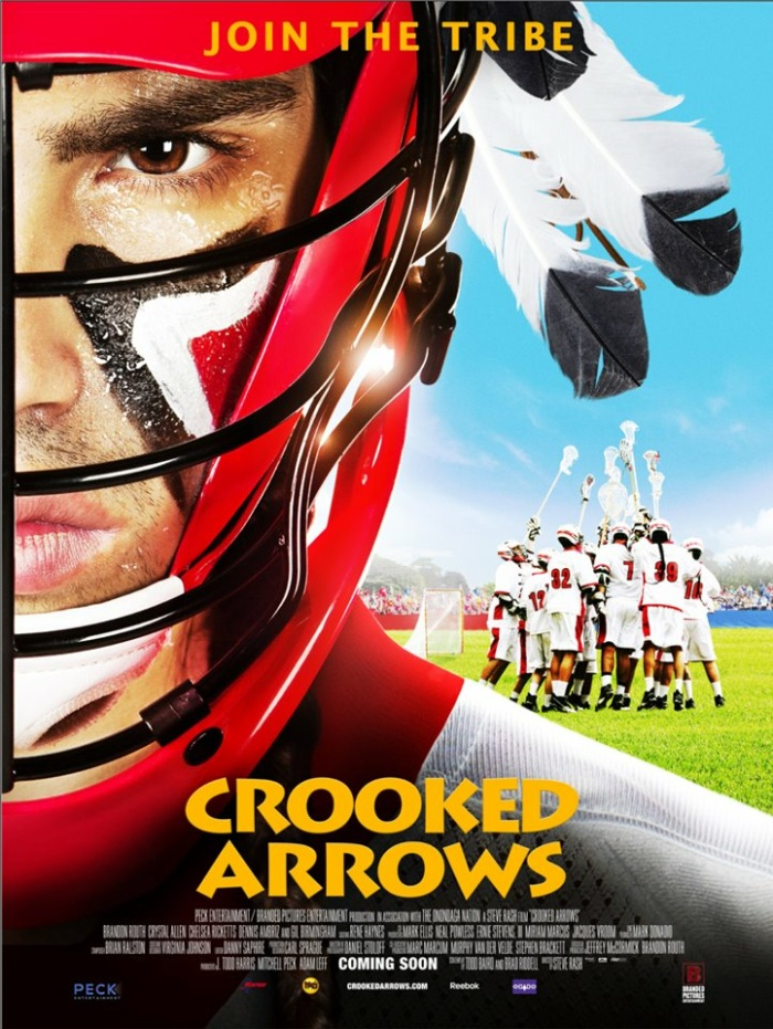 Crooked Arrows (20th Century Fox)