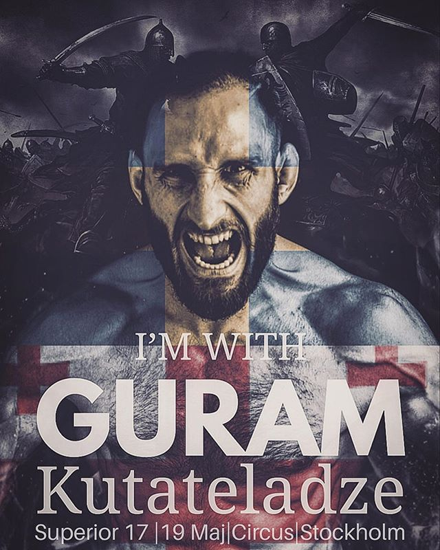 WAR! @guram_dze 🇬🇪🇸🇪2 Days left until battle! @superiorchallenge ⚔️ It's time to focus all the energy the inner beast been fed along the journey. The negative and positive, the pain and suffering and the laughs and love to complete the warrior within. ⚔️ BELIEVE! ACHIVE! CONQUER! ⚔️ Photo: Jörgen H.J® Push like, share, tag and follow if you enjoy my content! It means the world to me. Thank you 🙏🥊🥋📷❤️   📩 DM for enquiries. #guramkutateladze #warrior #superiorchallenge #mma #mmafighter #georgian #swedish #fighter #mmaphotographer #mmaphotography #fightphotographer #actionphotography #photographer #fotograf #martialartsphotographer #stockholm #mmalife