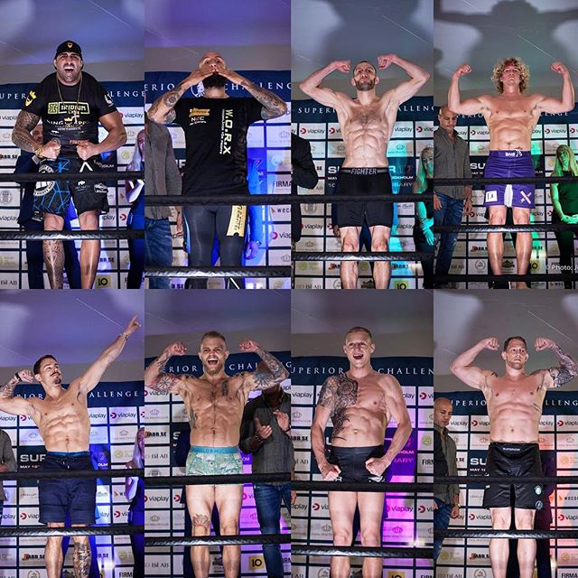 Superior challenge 17 weighins in the books. Tomorrow these modern gladiators go to battle. I'm right there cageside, where i thrive and let my artistic perspective go wild behind the lense. Photo: Jörgen H.J® Push like, share, tag and follow if you enjoy my content! It means the world to me. Thank you 🙏🥊🥋📷❤️   📩 DM for enquiries. #superiorchallenge #superiorchallenge17 #mma #mmaphotographer #mmaphotography #martialartsphotographer #fightphotographer #cagefighting #mixedmartialarts #bjj #muaythai #thaiboxing #grappling #boxing #wrestling #actionphotography #mmalife #weighins #letsgo #photographer #fotograf #stockholm #sweden