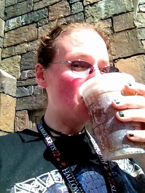 First early birthday butterbeer.