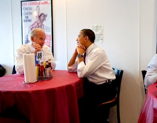 """wilwheaton :     """"Watcha thinkin' about?""""   """"Election stuff.""""     (and he got it from laughterkey)   Priceless!"""