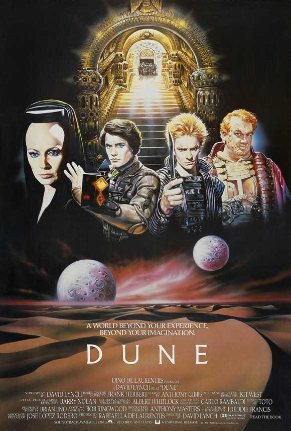 fuckyeahmovieposters :       Dune