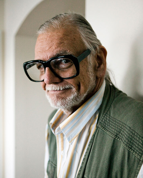 fuckyeahdirectors: George A. Romero photographed by Kevin Scanlon I love good ol' Uncle George.