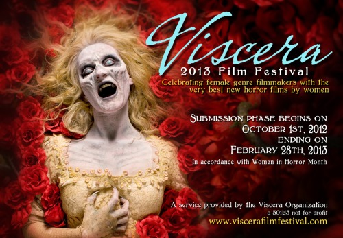 visceraorganization :     The amazing artist behind this year's  Viscera Film Festival  art (the piece used in the image above),  Joshua Hoffine , is running a Kickstarter to fund his latest project: Last Stand.  Check out his campaign!