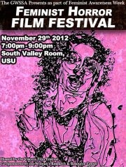 viscerafilmfest :      Hey L.A. horror fans! You case see some amazing Viscera and Etheria films tomorrow night at the  Feminist Horror and Sci-Fi Film Festival  hosted by our very own Miss Heidi Honeycutt! Check out these line-ups!     VISCERA  LINEUP:     Nice Guys Fin    ish Last by Kimberly McCullough The Morning After by Jen Moss  Barbie Girls by Vinciane Millereau Sylvie by Valerie Khoudari Ratner   ETHERIA  LINEUP:  Laura Keller-NB by Maureen Perkins Slashed by Rebecca Thomson  The Maiden and the Princess by Ali Scher          Check out the festival's Facebook event page for more information!      I wish I were going to this! If you're in L.A., definitely go!!