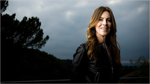 "visceraorganization: Flavorwire posted a piece by Jason Bailey a couple of days ago called 20 Brilliant Filmmakers on Why They Make Movies. Four filmmakers out of the twenty were female: Kathryn Bigelow, Agnes Varda, Sofia Coppola, and Catherine Breillat. Kathryn Bigelow: ""If there's specific resistance to women making movies, I just choose to ignore that as an obstacle for two reasons: I can't change my gender, and I refuse to stop making movies. It's irrelevant who or what directed a movie, the important thing is that you either respond to it or you don't. There should be more women directing; I think there's just not the awareness that it's really possible. It is."" (emphasis mine-Lori) BONUS LINK: A (subjective) list of the 50 Greatest Female Directors on the IMDb as compiled by IMDb user ""BaalMan78""."