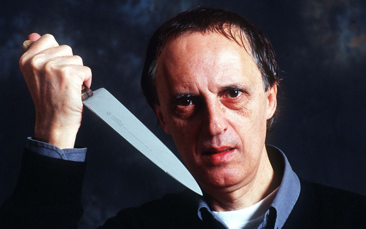 "glitterandhorror :       ""Maybe when I stop making movies, I'll understand my work better.""     Dario Argento       Please don't ever stop making movies, Maestro…"