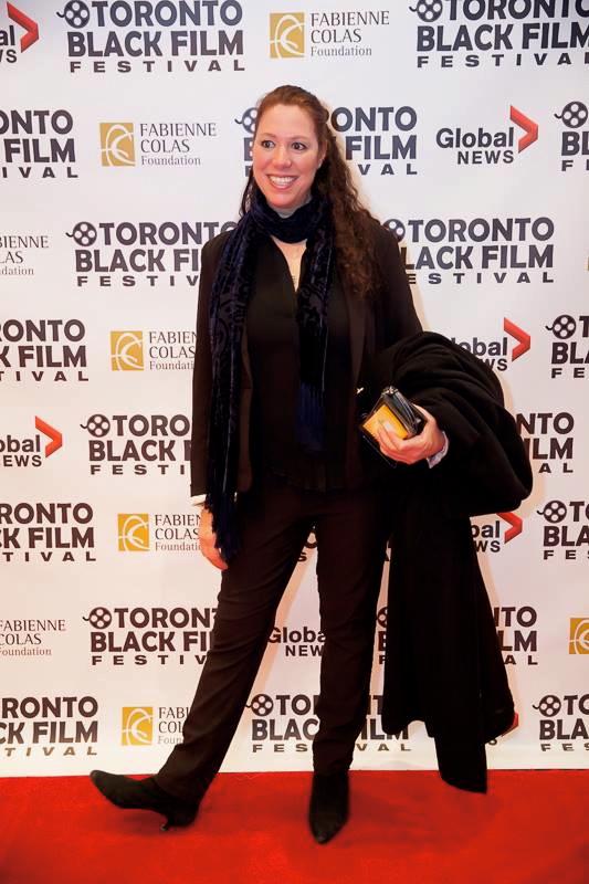 Producer Hilary Saltzman