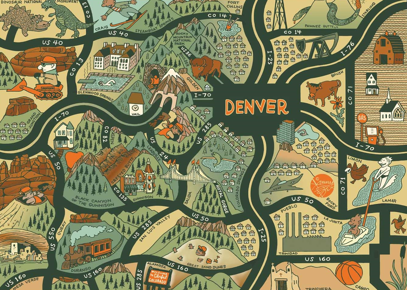 Best Travel Guide For Colorado