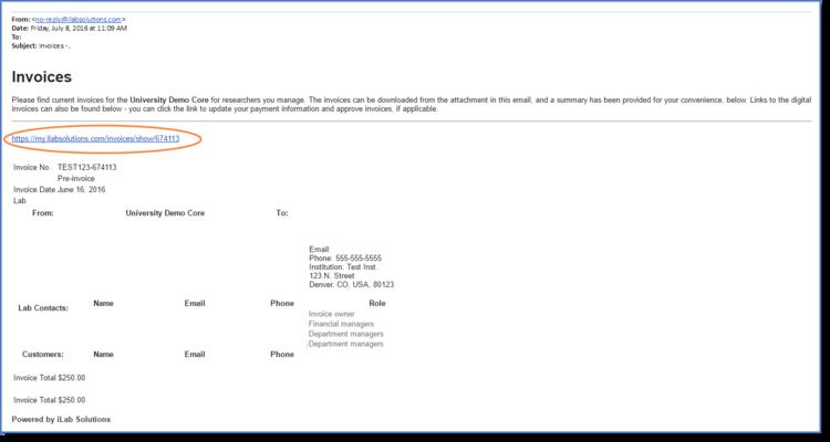 How Do I Pay An Invoice Agilent Cross Lab - Pay the invoice