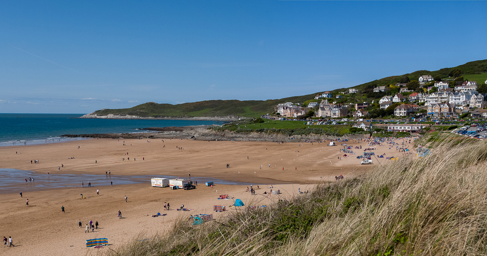 The second best beach in Britain? We think not...