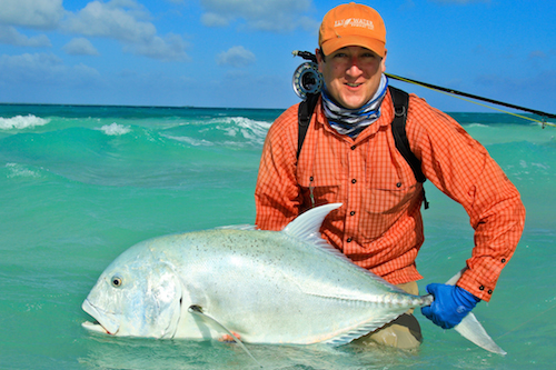 CHRISTMAS ISLAND OUTFITTERS: Arguably the world's most reliable, and famous, flats fishery