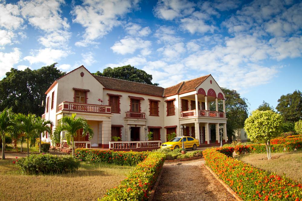 La Casano Romano at Cayo Cruz