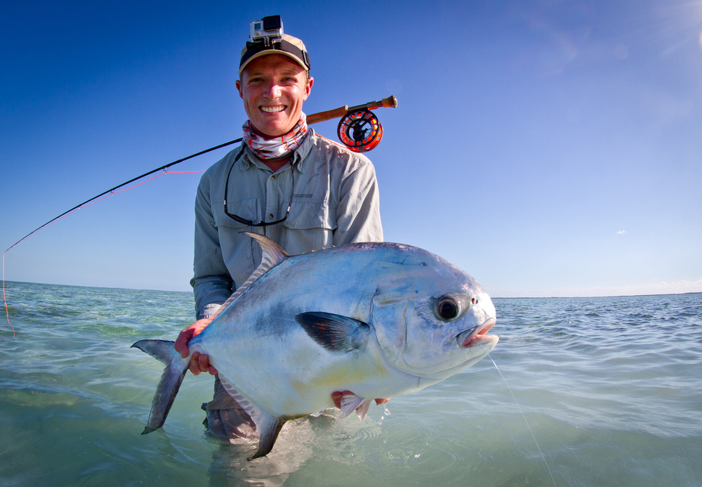 Matthew Leith and a fine Permit from Cayo Largo