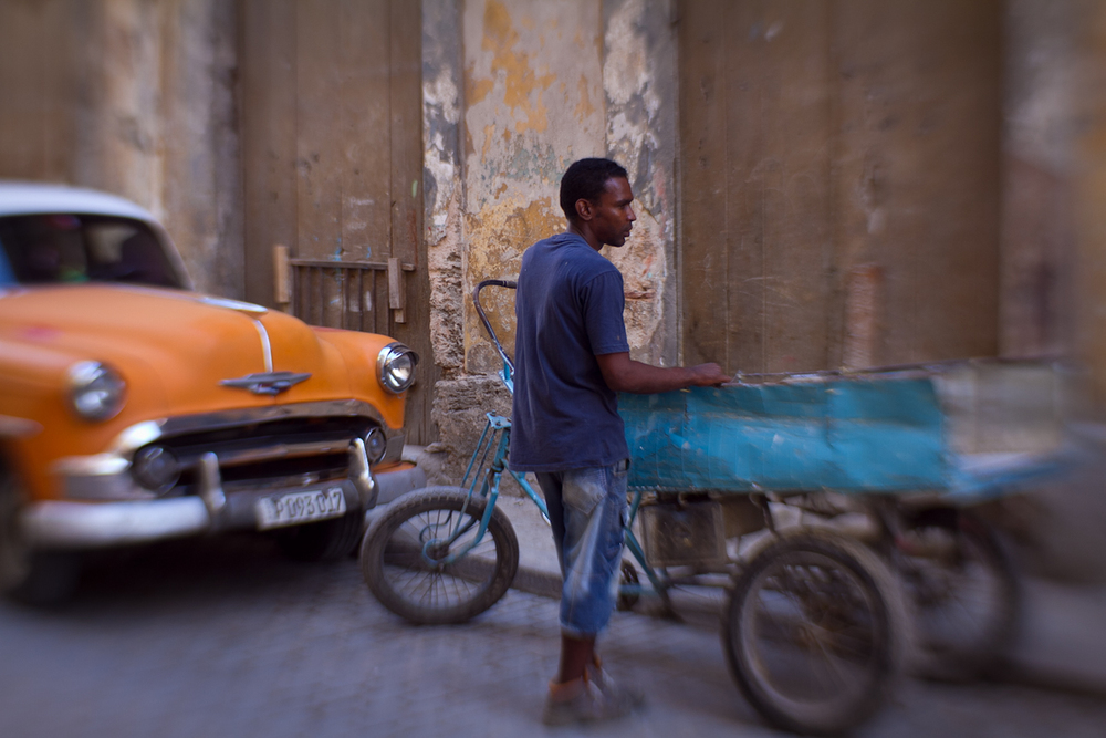 Street scene, Havana, Cuba