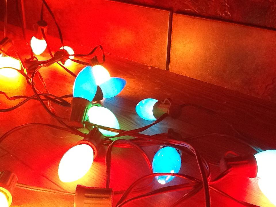 Lights. 2 December 2012.