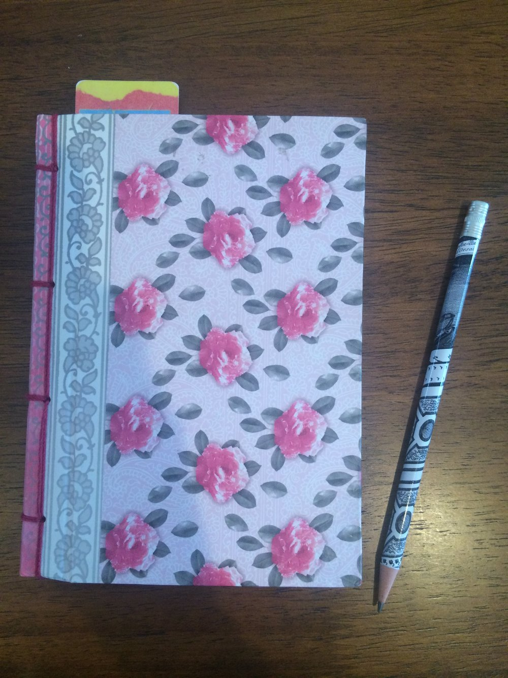 My journal and pen are ready to explore.