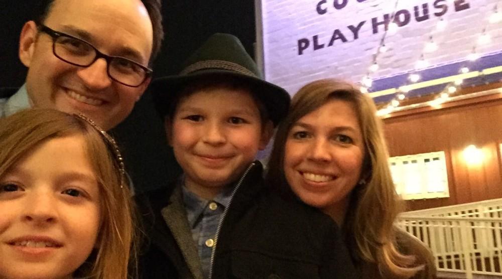 Planet Princeton | Princeton Resident Michael Dean Morgan Makes His Debut on Broadway in 'Amazing Grace'