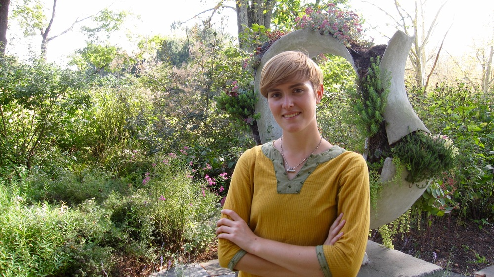 Tiger of the Week: Allegra Wiprud '14, Conservation Leader