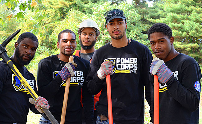 Philadelphia Mayor Nutter Charged Up About PowerCorps PHL, and Says Kenny Should Be, Too | 11.06.2015