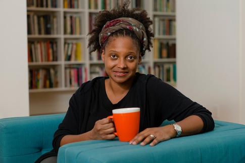 Princeton Echo | Award-Winning Poet Tracy K. Smith is Living 'the Good Life' in Princeton