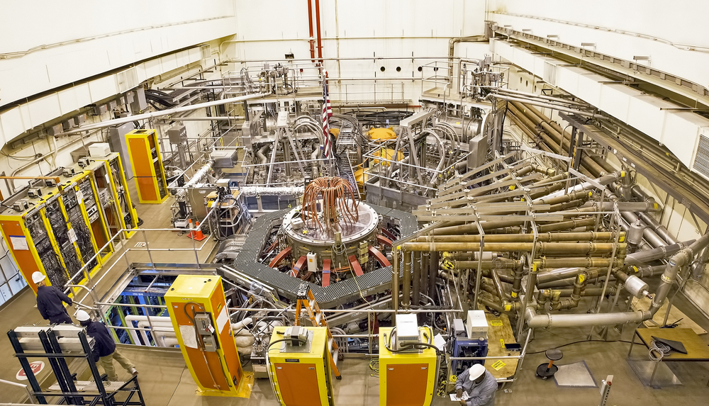 WHYY (NPR 90.9) | Princeton Plasma Physics Laboratory's $94 M Upgrade to World's Most Powerful Fusion Experiment | 05.23.2016