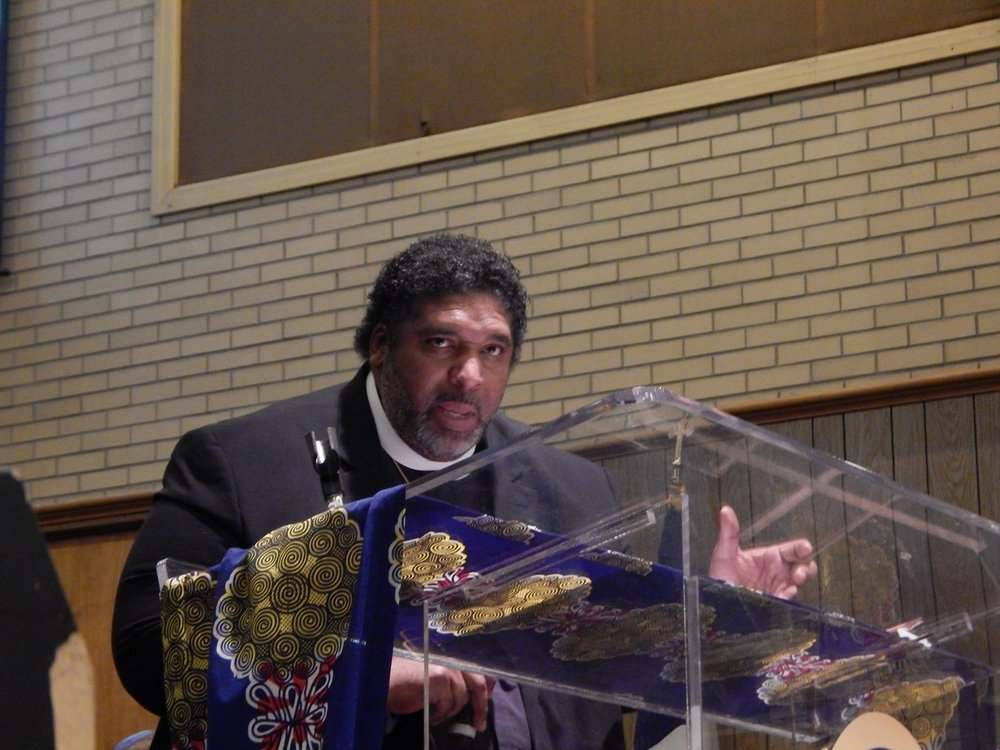 WHYY (NPR 90.9) | At Historic Trenton Church, Rev. Barber Calls Out for Moral Movement in NJ | 03.10.2017
