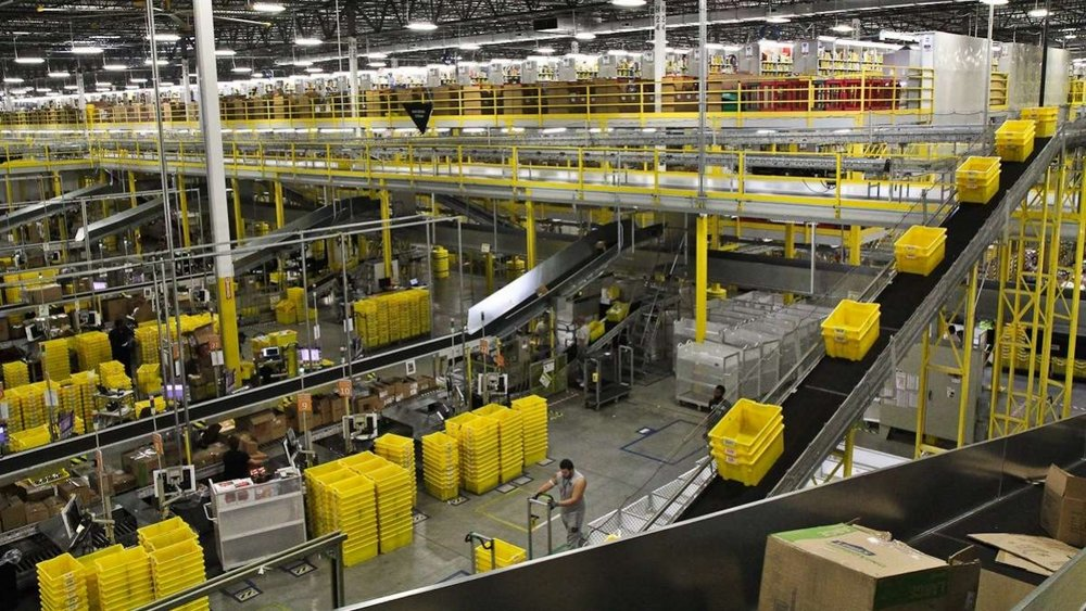 Keystone Crossroads | Amazon Planning 2,500 Hires in N.J. As Part of Overall Expansion