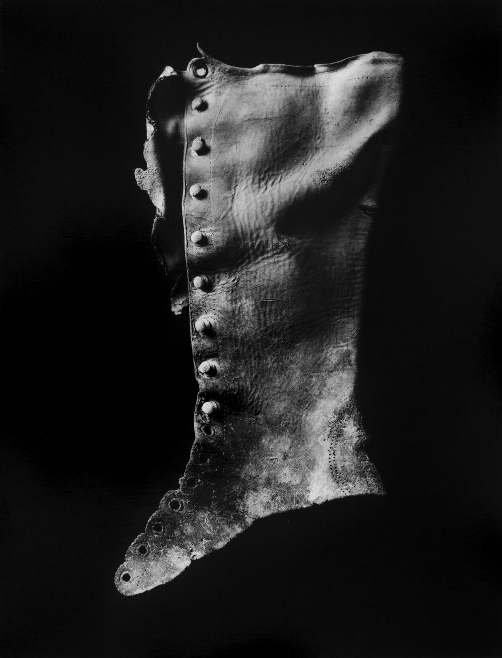 """Resurrected Form No.9, 13x10"""", Toned Silver Gelatin Print, 2014"""