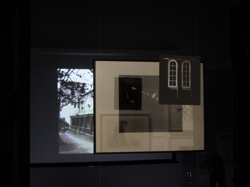 A Window Into The Tower, Installation View, 2018