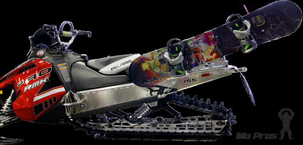 Snowmobile Snowboard Rack_Snowmobile Ski Rack_Snowmobile Rack