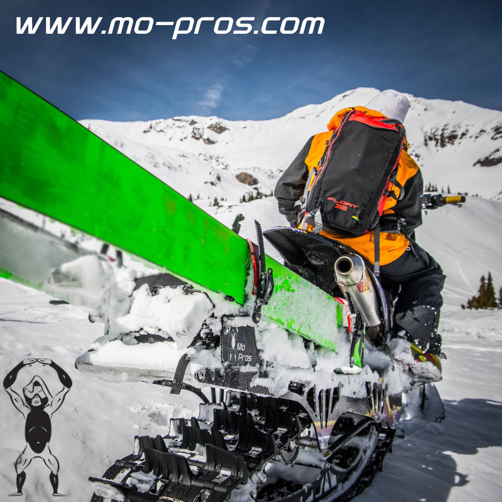 Snowbike Racks_Timbersled Rack_Snowmobile Rack_Cargo Rack
