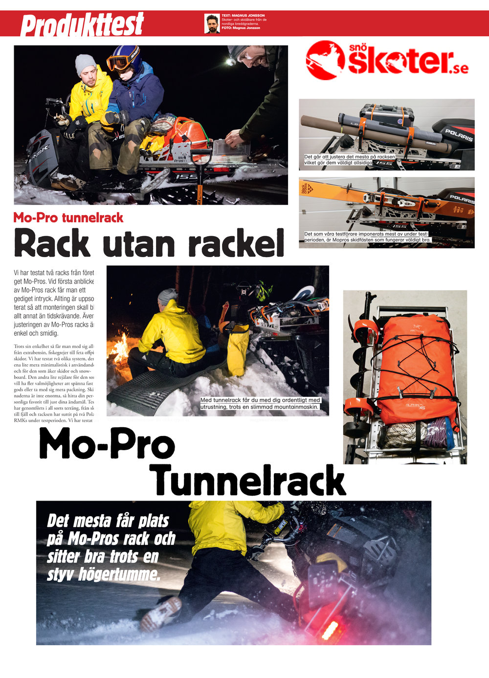 Magazine Test Rack Article Sweden_Write Up Photo DT_Snowmobile_Ski_Snowboard_Cargo_Gear_Rack_CFR_backcountry_Cheetah_Factory_united_polaris_skidoo_arctic_cat_Linq syst.jpg