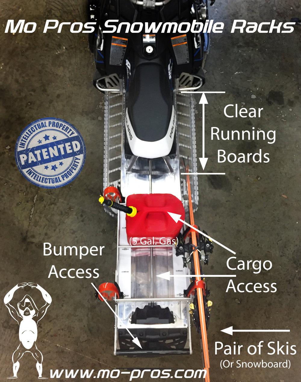Snowmobile Snowboard Rack_Snowmobile Ski Rack_Snowmobile Snowboard Rack_Mo Pros_2.jpg