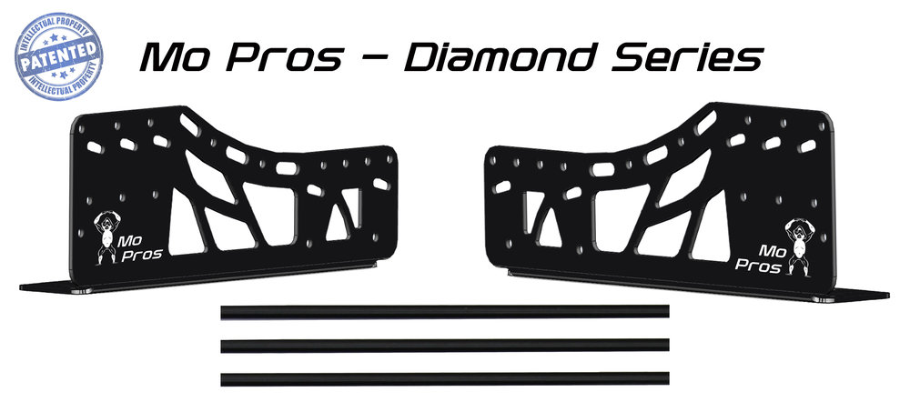 Mo Pros_Snowmobile Snowboard Rack_Snowmobile Ski Rack_Snowmobile Rack