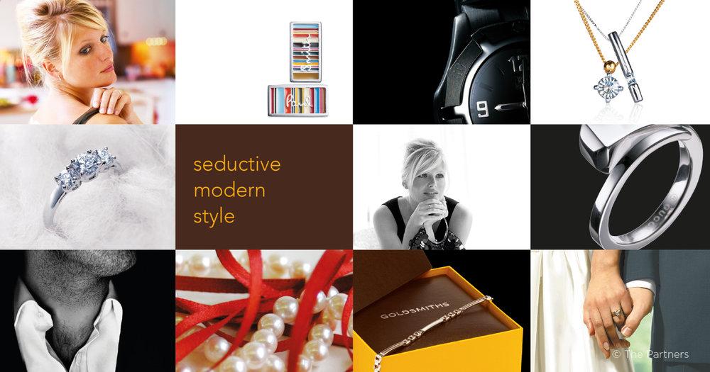New imagery – Seductive Modern Style