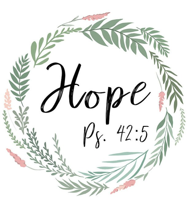 """...Hope in God, for I shall yet praise Him For the help of His countenance."""