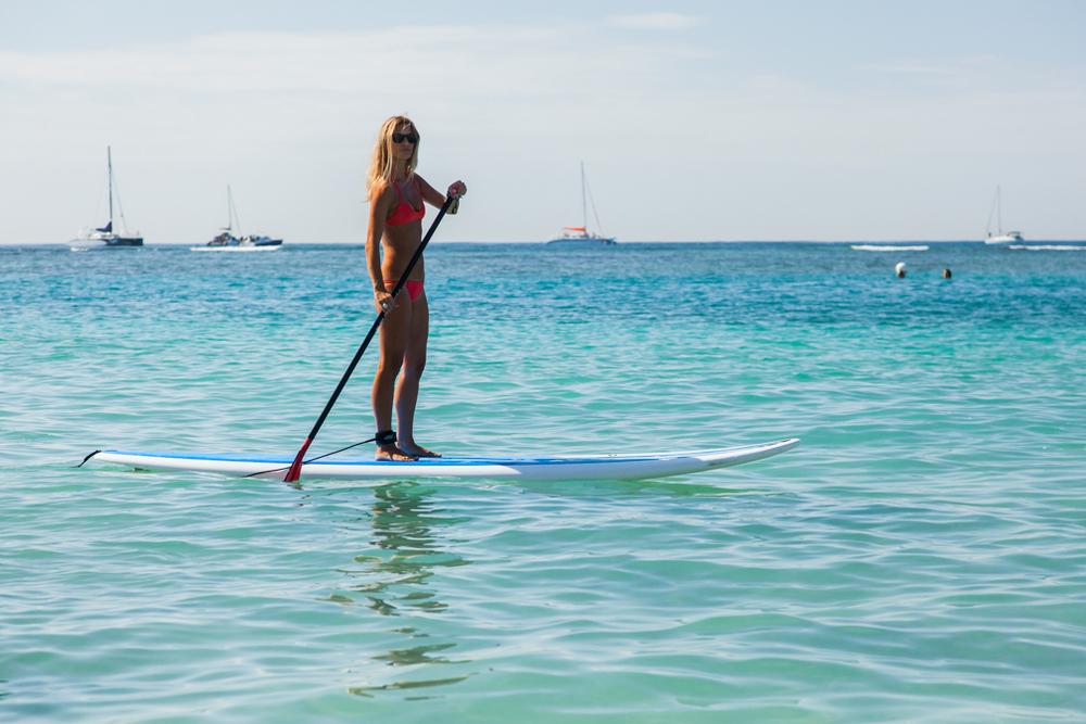 Standup Paddle Waikiki
