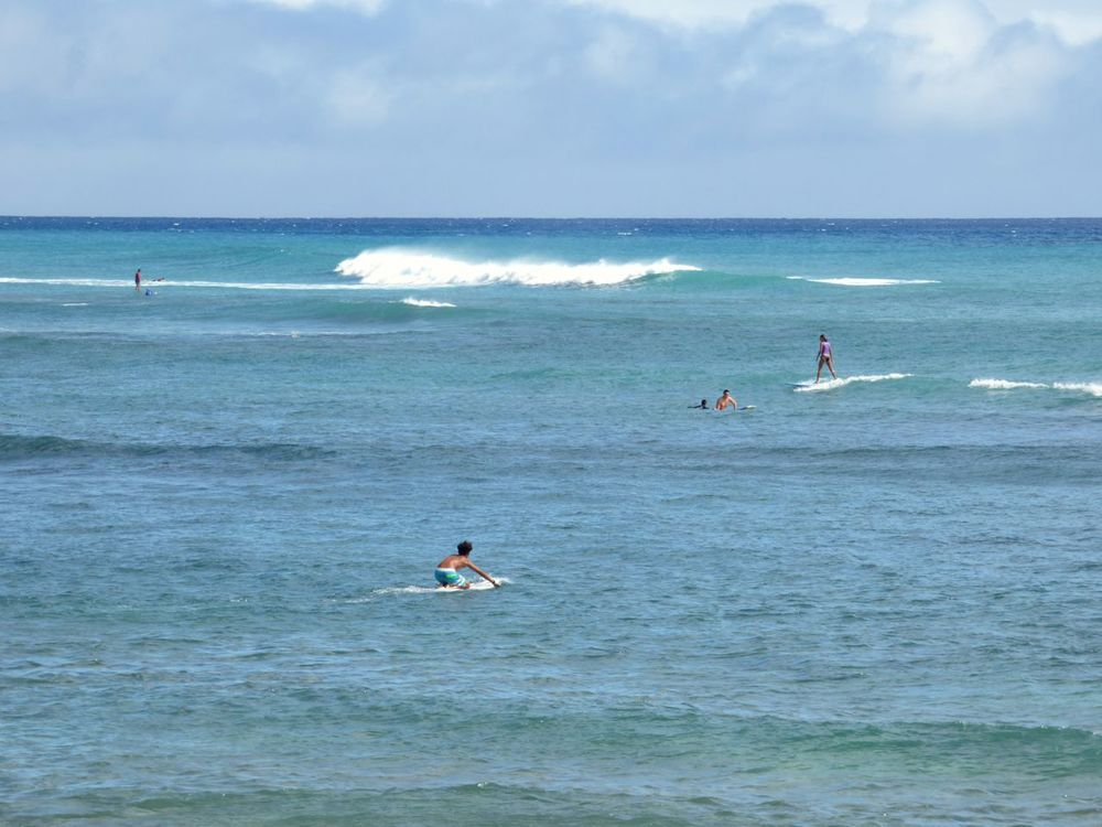 Diamond Head Surfing