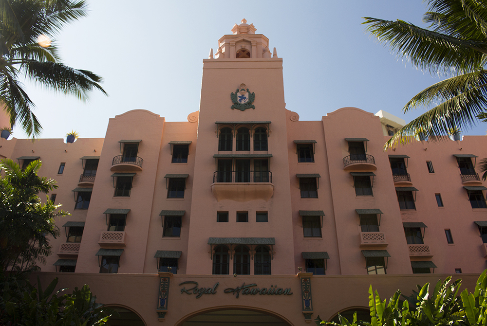 The Royal Hawaiian Hotel Waikiki