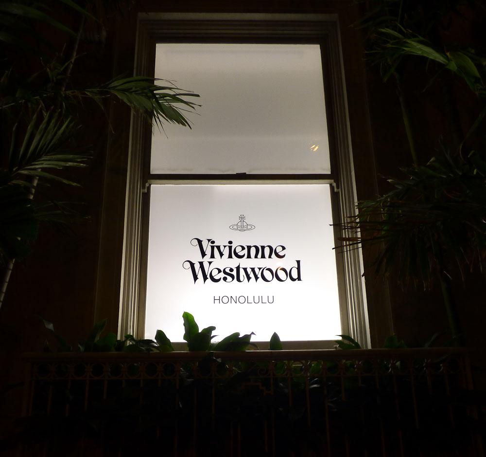 Vivienne Westwood Waikiki
