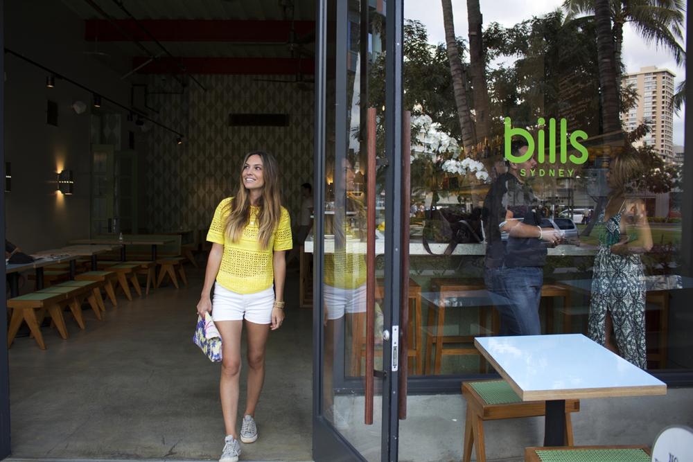 bill's Waikiki