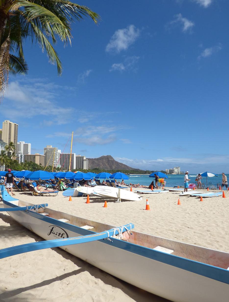 May Day Waikiki