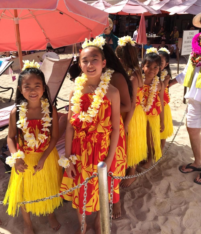 Lei Day Waikiki